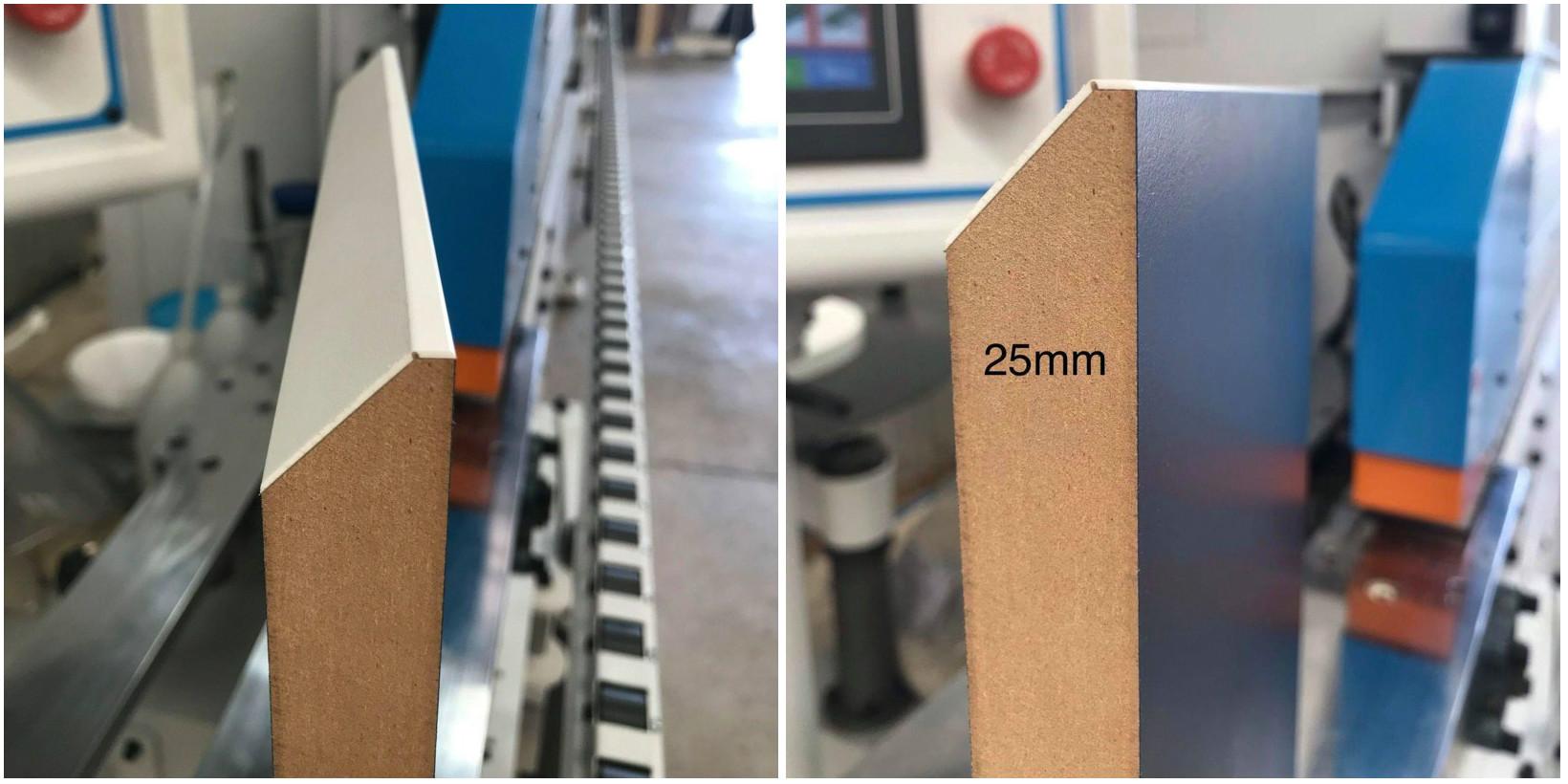 частичный эффект скоса 25 мм