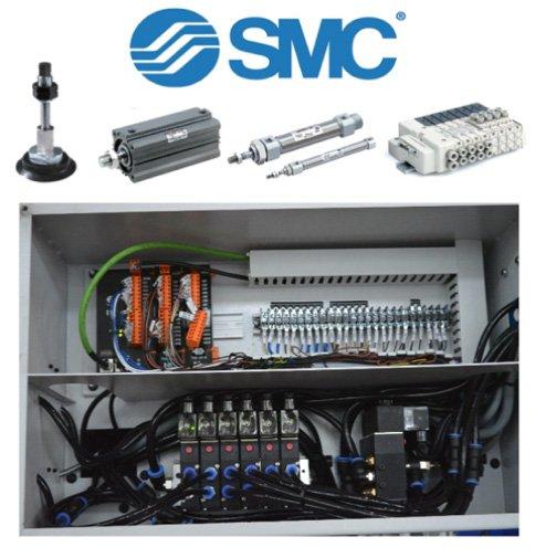 пневматика SMC