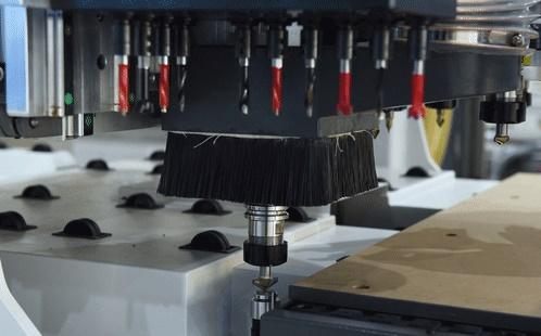 автоматическое измерение инструмента и калибровка