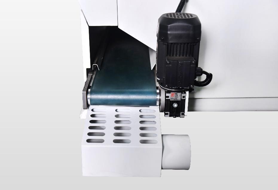 конвейер удаления стружки и кусков заготовок