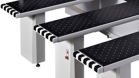 рабочие столы с воздушной подушкой